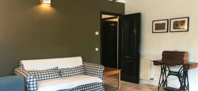Double suite must wagon house Rural Tourism Garrotxa