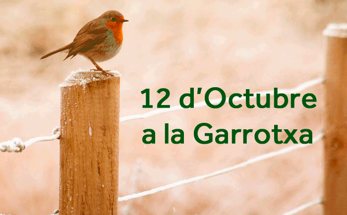 12 October in the Garrotxa