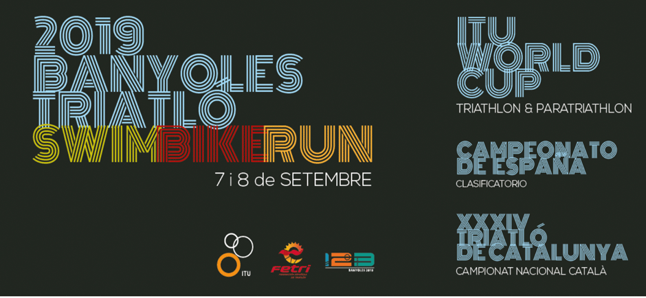 International Triathlon in Banyoles