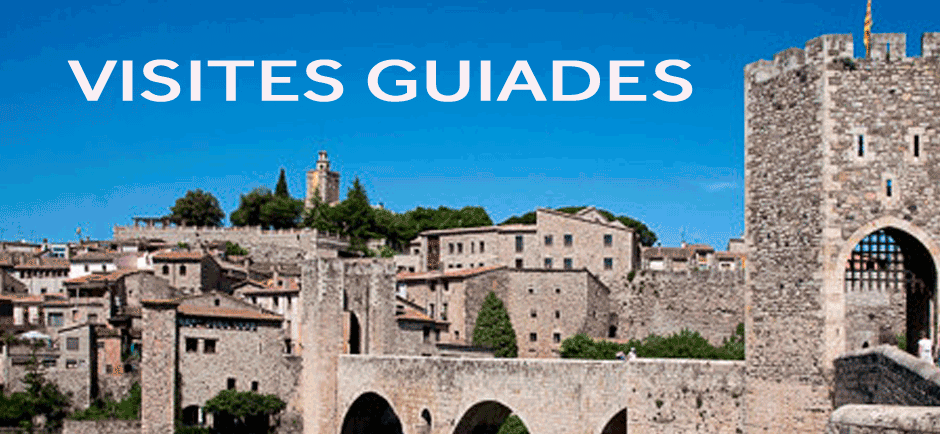 Guided tours Besalú