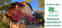 Autumn offer 2020 the Garrotxa